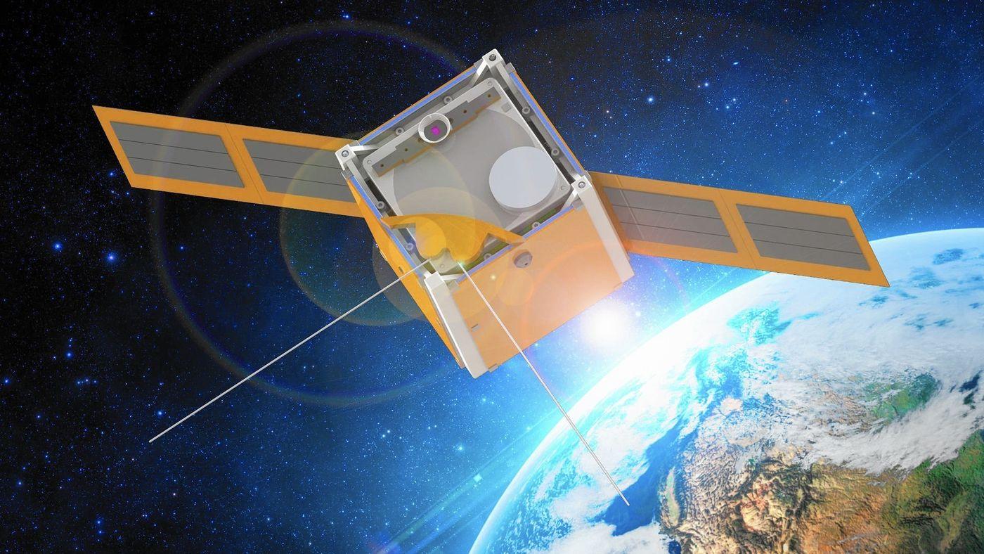 Irvine Unified School District Spaceflight