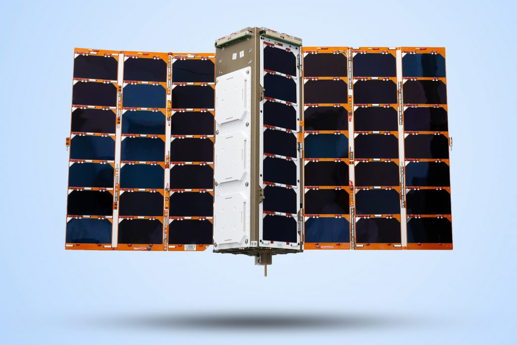 LEMUR-2 satellite on Transporter-2